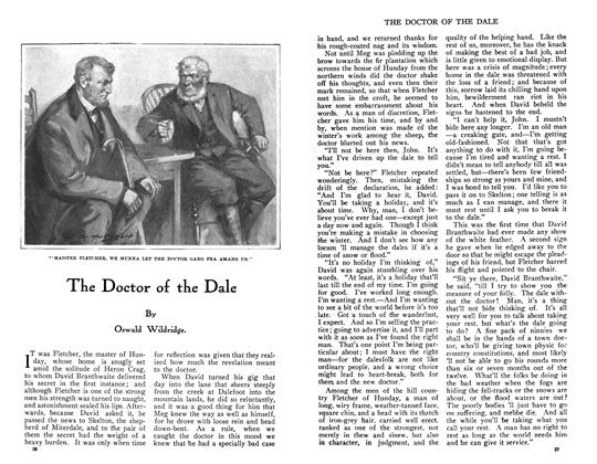 Article Preview: The Doctor of the Dale, May 1910 | Maclean's