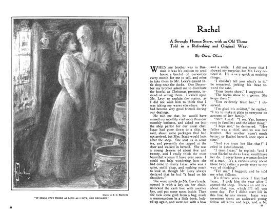 Article Preview: Rachel, June 1910 | Maclean's
