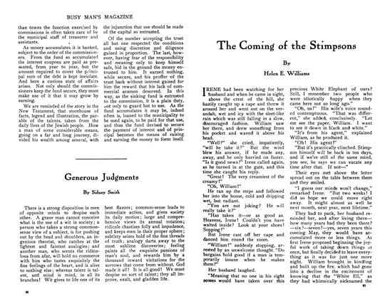 Article Preview: The Coming of the Stimpsons, June 1910 | Maclean's