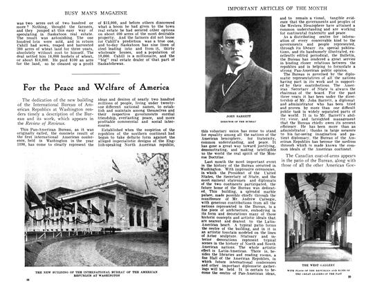 Article Preview: For the Peace and Welfare of America, July 1910 | Maclean's