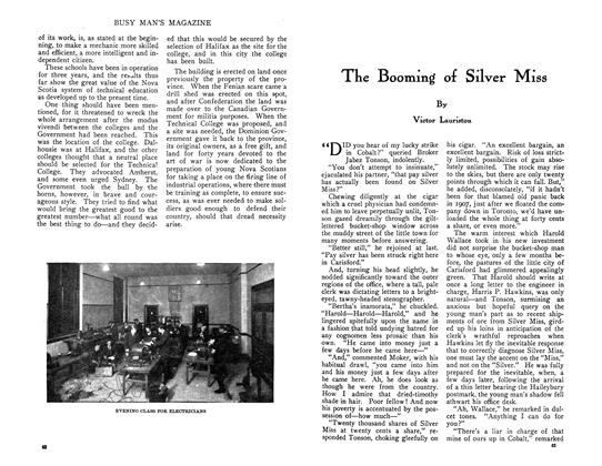 Article Preview: The Booming of Silver Miss, August 1910 | Maclean's