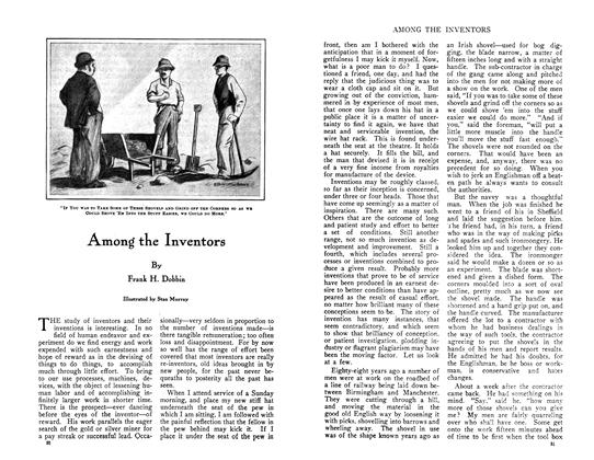 Article Preview: Among the Inventors, August 1910 | Maclean's