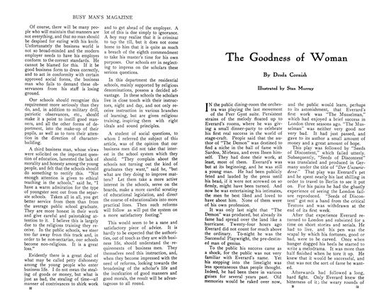 Article Preview: The Goodness of Woman, August 1910 | Maclean's