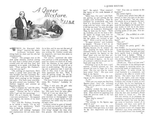 Article Preview: A Queer mixture, September 1910 | Maclean's