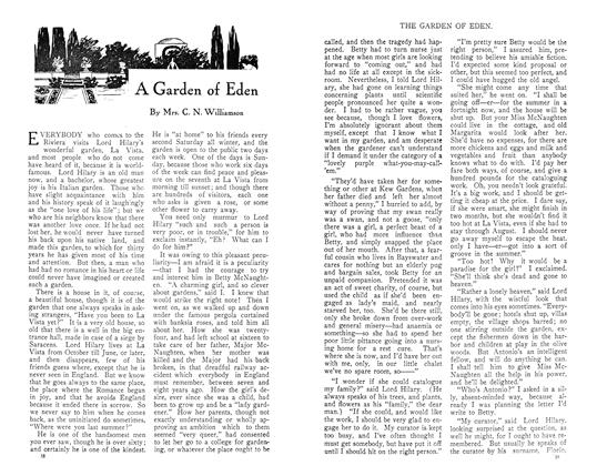 Article Preview: A Garden of Eden, December 1910 | Maclean's