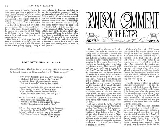 Article Preview: RANDOM COMMENT, February 1911   Maclean's