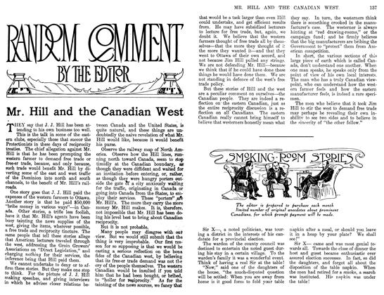 Article Preview: RANDOM COMMENT, March 1911 | Maclean's