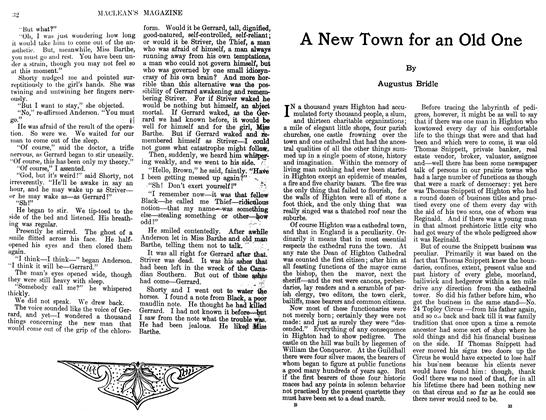 Article Preview: A New Town for an Old One, March 1911 | Maclean's
