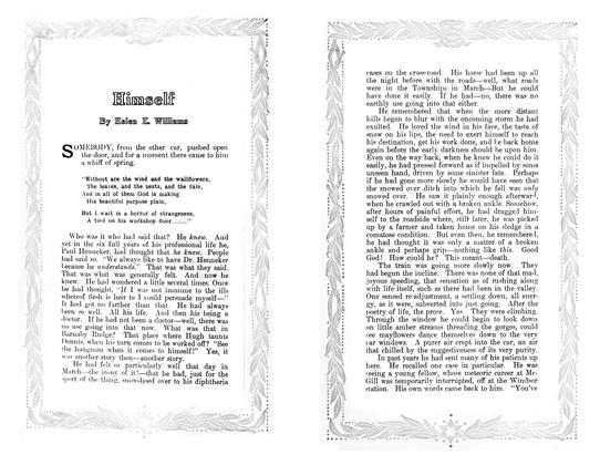 Article Preview: Himself, April 1911   Maclean's