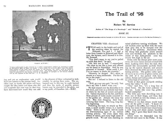 Article Preview: The Trail of '98, May 1911 | Maclean's