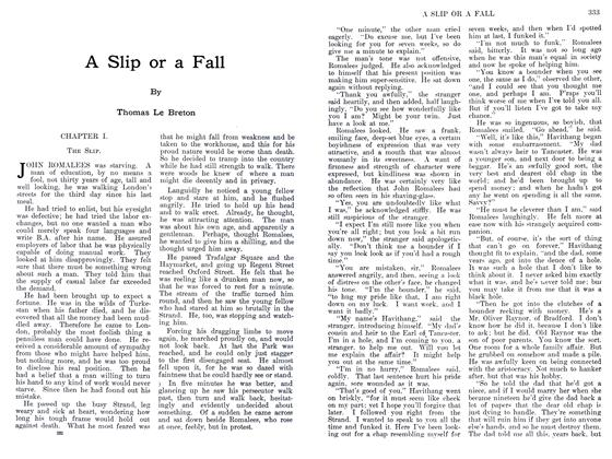 Article Preview: A Slip or a Fall, September 1911 | Maclean's