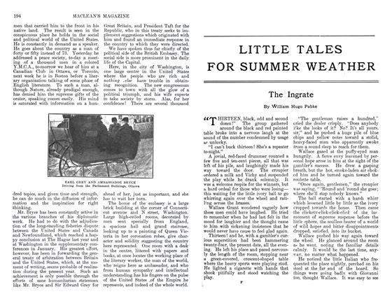 Article Preview: The Ingrate, September 1911 | Maclean's