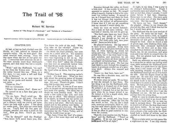 Article Preview: The Trail of '98, September 1911 | Maclean's