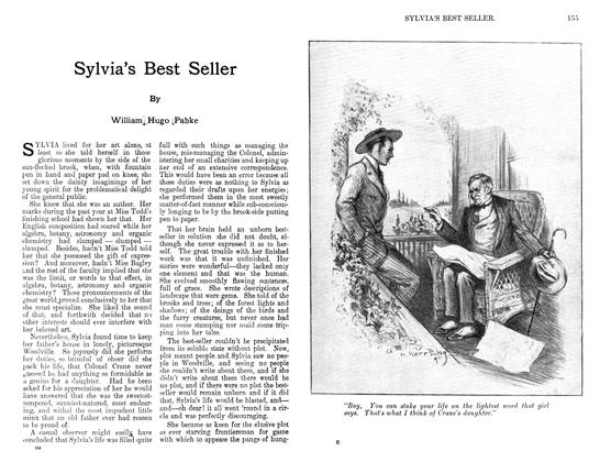 Article Preview: Sylvia's Best Seller, December 1911 | Maclean's