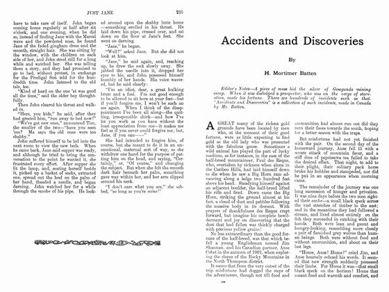 Article Preview: Accidents and Discoveries, January 1912 | Maclean's