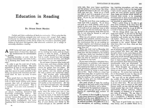 Article Preview: Education in Reading, February 1912   Maclean's