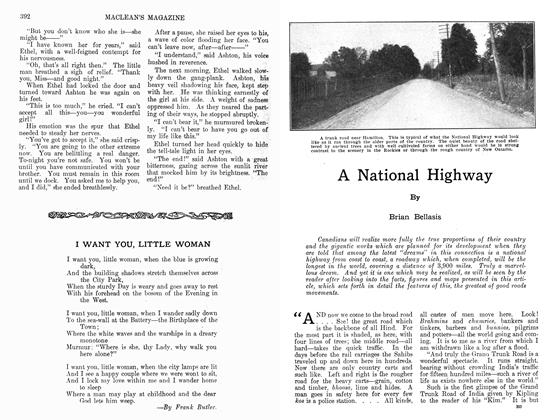 Article Preview: A National Highway, February 1912 | Maclean's