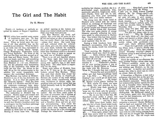 Article Preview: The Girl and The Habit, March 1912 | Maclean's