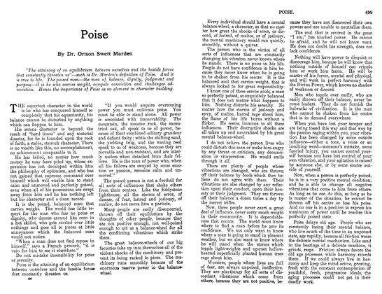 Article Preview: Poise, March 1912 | Maclean's