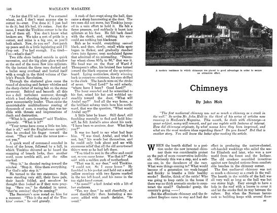 Article Preview: Chimneys, March 1912 | Maclean's