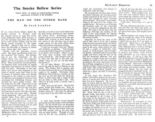 Article Preview: THE MAN ON THE OTHER BANK, May 1912 | Maclean's