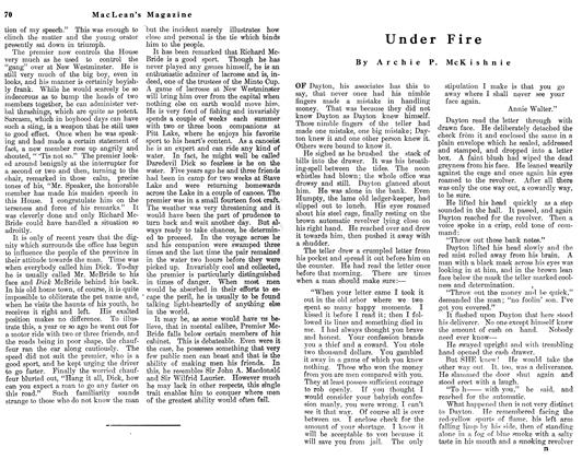 Article Preview: Under Fire, May 1912 | Maclean's