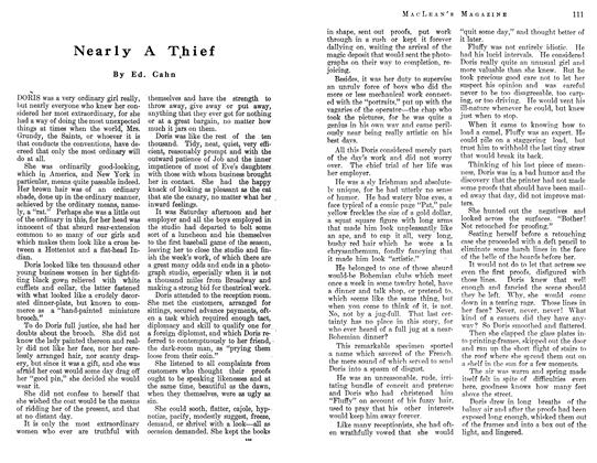 Article Preview: Nearly A Thief, July 1912 | Maclean's