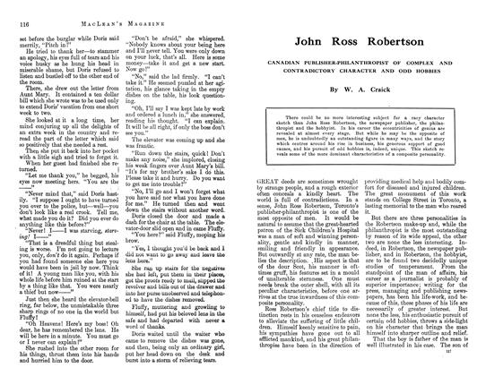 Article Preview: John Ross Robertson, July 1912 | Maclean's