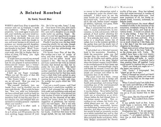 Article Preview: A Belated Rosebud, August 1912 | Maclean's