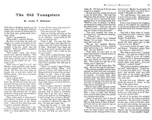 Article Preview: The Old Youngsters, August 1912 | Maclean's