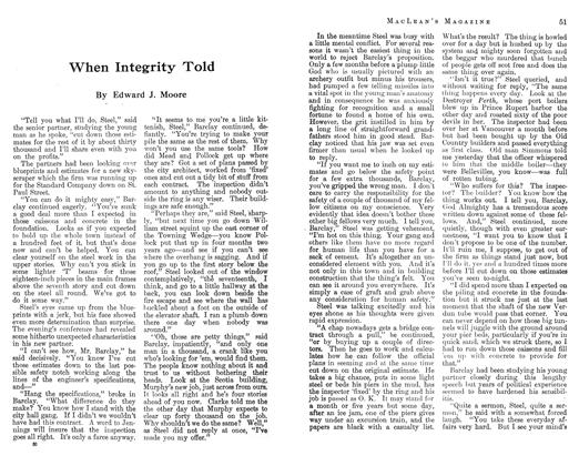 Article Preview: When Integrity Told, November 1912 | Maclean's