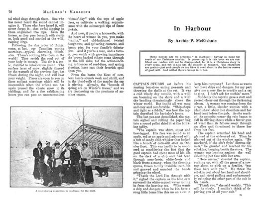 Article Preview: In Harbour, December 1912 | Maclean's