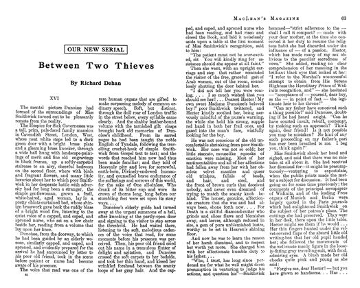 Article Preview: Between Two Thieves, April 1913 | Maclean's