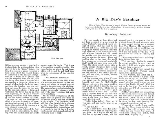 Article Preview: A Big Day's Earnings, August 1913 | Maclean's