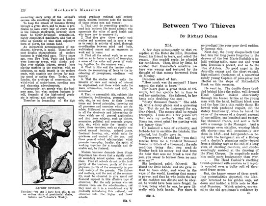 Article Preview: Between Two Thieves, August 1913 | Maclean's