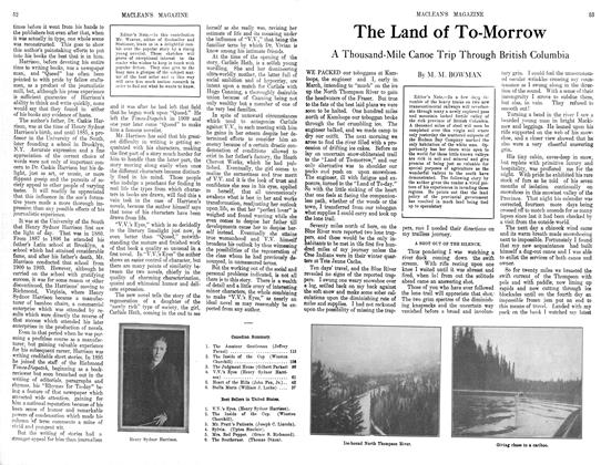 Article Preview: The Land of To-Morrow, September 1913 | Maclean's