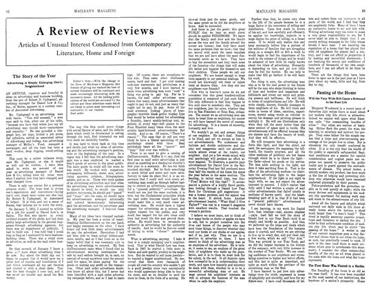 Article Preview: The Story of the Year, September 1913 | Maclean's