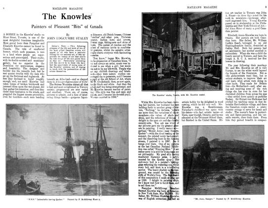 Article Preview: The Knowles, September 1913 | Maclean's