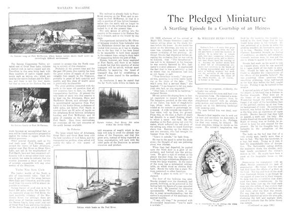 Article Preview: The Pledged Miniature, December 1913 | Maclean's
