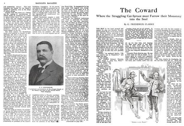 Article Preview: The Coward, February 1914 | Maclean's