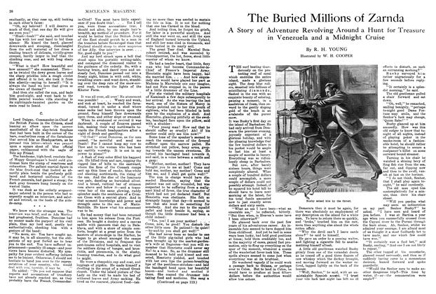Article Preview: The Buried Millions of Zarnda, March 1914 | Maclean's