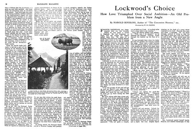 Article Preview: Lockwood's Choice, March 1914 | Maclean's
