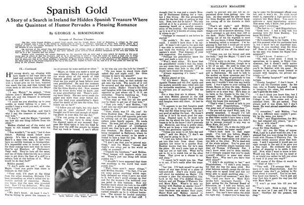 Article Preview: Spanish Gold, March 1914 | Maclean's