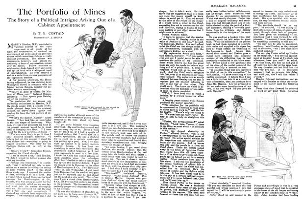Article Preview: The Portfolio of Mines, March 1914 | Maclean's