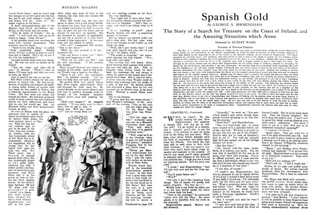Article Preview: Spanish Gold, April 1914 | Maclean's