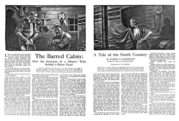 Article Preview: The Barred Cabin: A Tale of the North Country, May 1914 | Maclean's