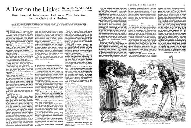 Article Preview: A Test on the Links:, June 1914 | Maclean's