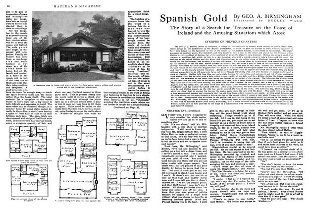 Article Preview: Spanish Gold, June 1914 | Maclean's
