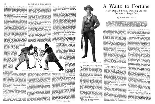 Article Preview: A Waltz to Fortune, June 1914 | Maclean's
