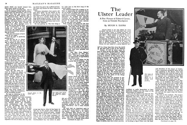 Article Preview: The Ulster Leader, June 1914 | Maclean's